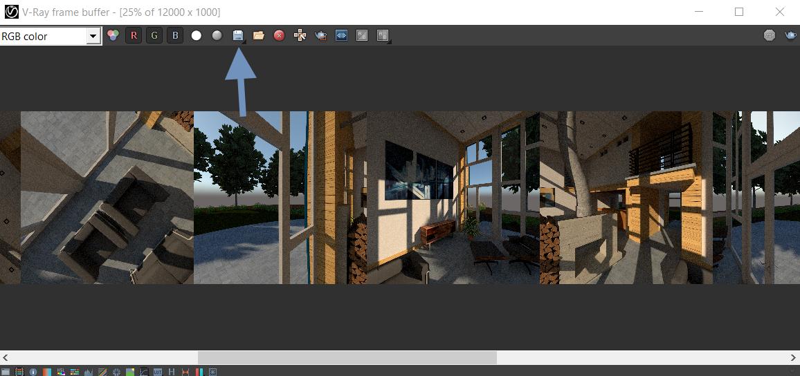 V-Ray Panoramas in SketchUp – IrisVR
