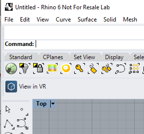 New In Rhino 6